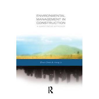 Umweltmanagement im Bauwesen Ein quantitativer Ansatz von Heng Li & Zhen Chen