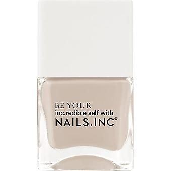 Nails inc Naked In Neon Nail Polish Collection - Goldborne Road 14ml