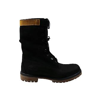Timberland 6IN Prem Gaiter BT Preto/Brown TB0A1Z2N Men's