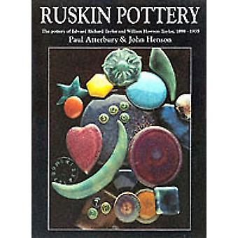 Ruskin Pottery - Pottery of Edward Richard Taylor and William Howson T