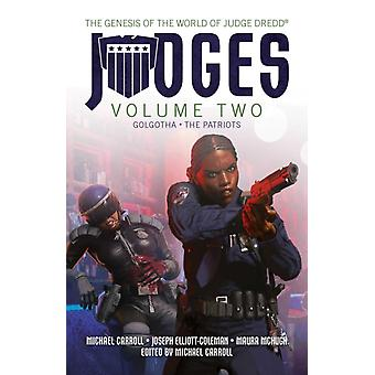 JUDGES Volume Two by Michael Carroll
