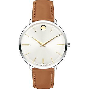 Movado - Montre-bracelet - Unisex - 0607371 - Ultra Slim -