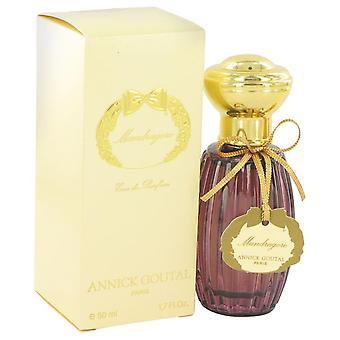 Mandragore Eau De Parfum Spray By Annick Goutal 1.7 oz Eau De Parfum Spray