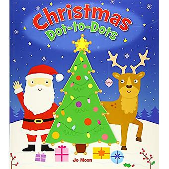 Christmas Dot-to-Dots by Jo Moon - 9781789502541 Book