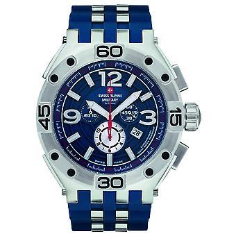 Swiss Alpine Military 7032.9835 men's watch 50 mm