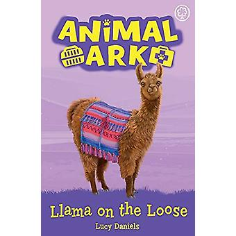 Animal Ark - New 10 - Llama on the Loose - Book 10 by Lucy Daniels - 97