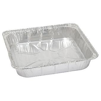 Caroline Foil Food Trays (Pack Of 2)