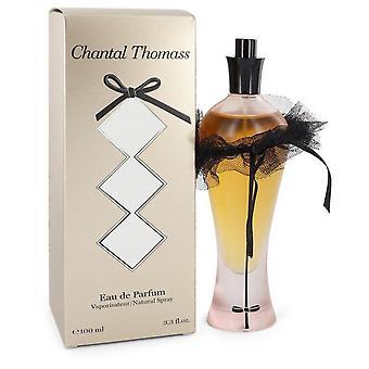 Chantal Thomass Gold Eau De Parfum Spray By Chantal Thomass 3.3 oz Eau De Parfum Spray