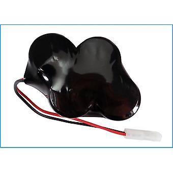 فراغ البطارية ل Shark Euro Pro VAC-V1930 X1725QN V1700Z V1930 4.8V 3000mAh
