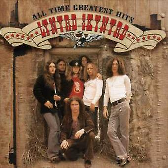 Lynyrd Skynyrd - All Time Greatest Hits [CD] USA import