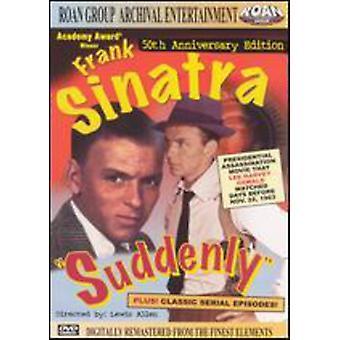 Suddenly [DVD] USA import