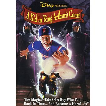 Kid i King Arthur's Court [DVD] USA import