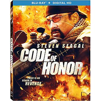 Código de importação EUA honra [Blu-ray]