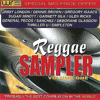 World Records Sampler 1 - World Records Sampler 1 [CD] USA import