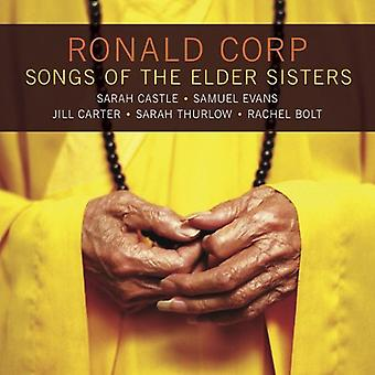 Corp/Castle/Evans/Carter/Thurlow/Bolt - Ronald Corp: Songs of the Elder Sisters [CD] USA import