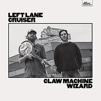Left Lane Cruiser - Wizard [Vinyl] van de Machine van de klauw USA import