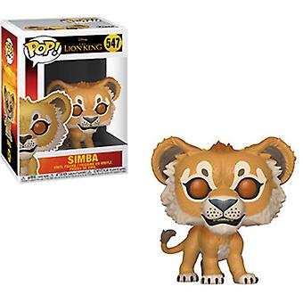 The Lion King (Live Action) - Simba USA import