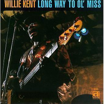 Willie Kent - largo camino a la importación de los E.e.u.u. Ol'Miss [CD]