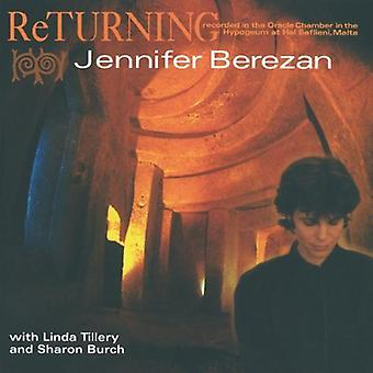 Jennifer Berezan - Returning [CD] USA import