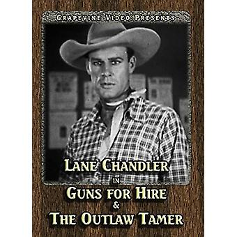 Guns for Hire (1932) / Outlaw Tamer (1935) [DVD] USA import