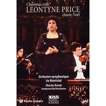 Leontyne Price - Christmas with Leontyne Price [DVD] USA import