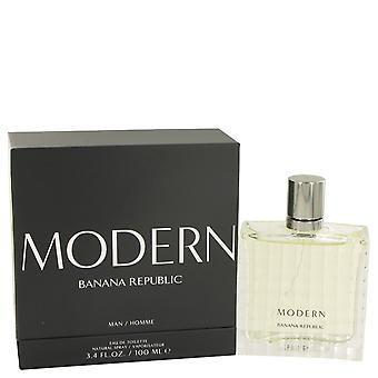 Banana Republic Modern by Banana Republic Eau De Toilette Spray 3.4 oz / 100 ml (Men)