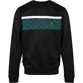 Luke 1977 Phyco Pierce Sweatshirt Noir 91