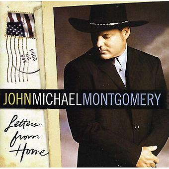 John Michael Montgomery - Letters From Home [CD] USA import