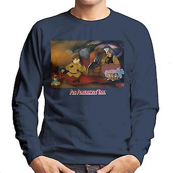 An American Tail Papa Tells A Story Men's Sweatshirt