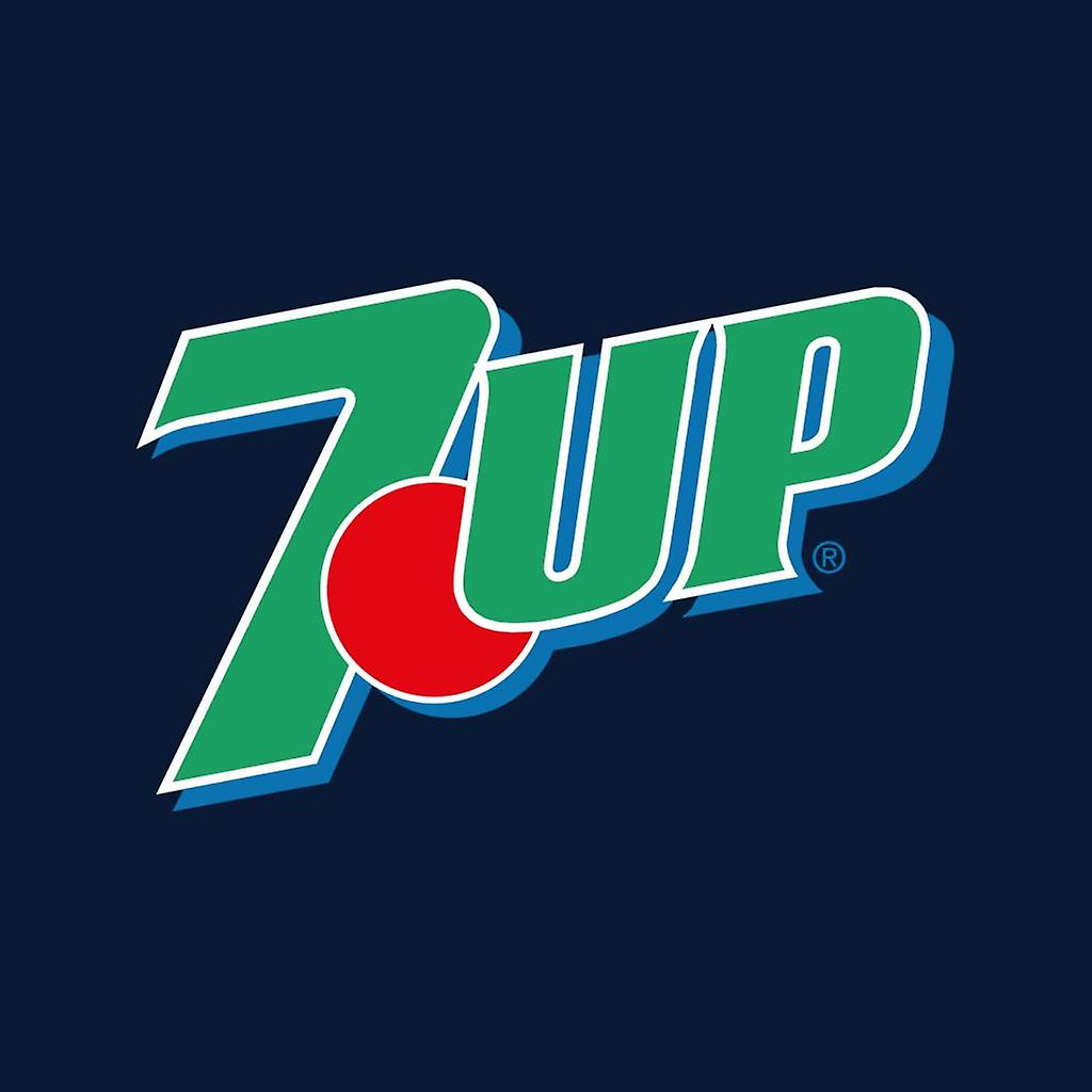 7up Retro 90s Logo Men's Varsity Jacket