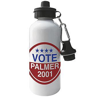24 Vote David Palmer 2001 Botella de agua deportiva de aluminio