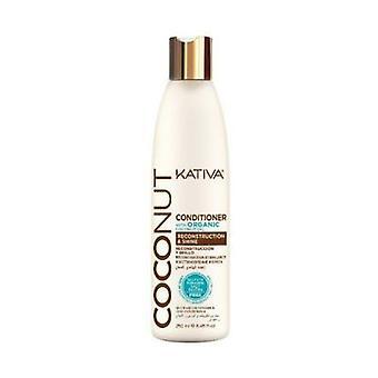 Kativa Coconut Cond 250 ml