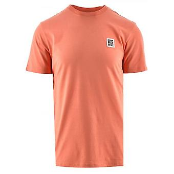 Diesel Orange T Diegos K30 T Shirt