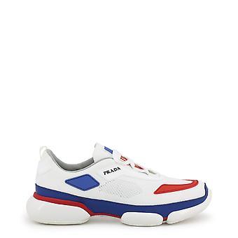 Prada 2eg253 Herren's Gummisohle Sneakers