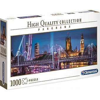 פאזל - צעצועים יצירתיים קלמנטוני - לונדון 1000pcs חדש 39485