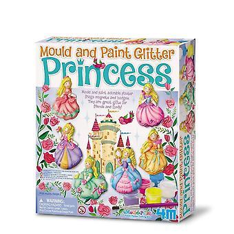 Great Gizmos moule et Princess Glitter Paint