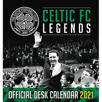 Celtic Desktop Calendar 2021