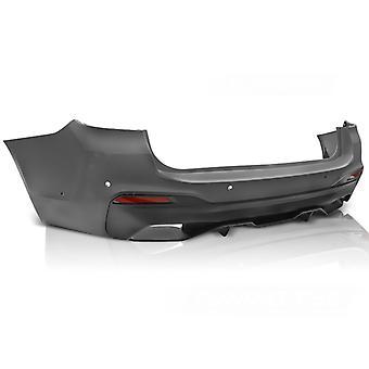 Heckschurze BMW G31 17- M-PERFORMANCE STYLE PDC