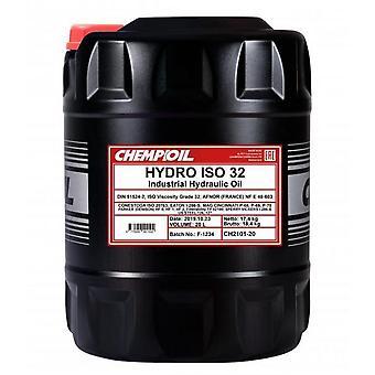 Chempioil 20L Hydraulic Oil Fluid ISO 32