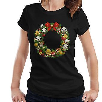 Noki jouluseppele Naiset't-paita