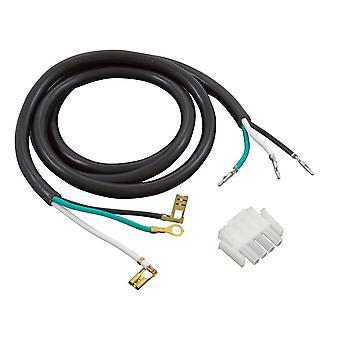 "Hydro-Quip 30-0324-48 4-AMP Male 4.6"" x 48"" Pool & Spa Pump Cord"