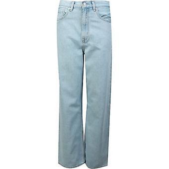 Levi's Red Tab High Loose Leg Denim Jeans
