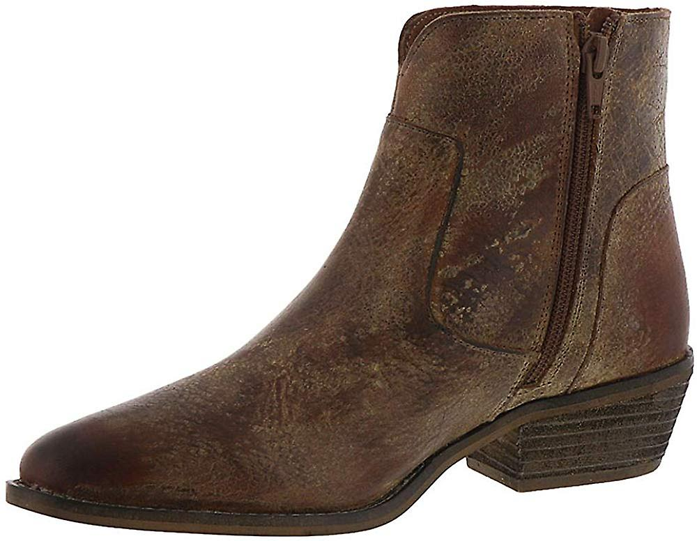 Diba True Cool Wind Leather Ankle Bootie