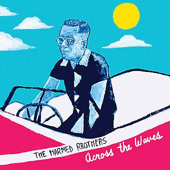 Across The Waves [CD] USA import