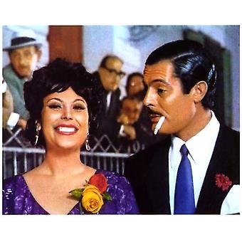 Scheidung - italienischen Stil Movie Poster (11 x 17)