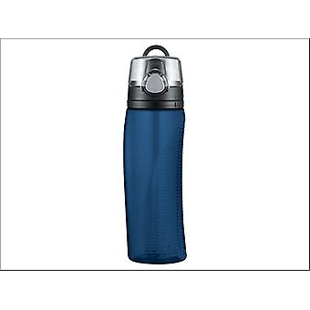 Thermos Hydration Bottle With Meter Blue 710ml 010792