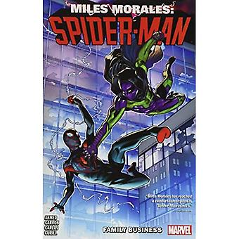Miles Morales: Spider-man Vol. 3