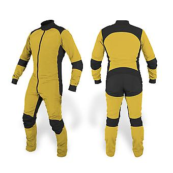 Freefly skydiving suit yellow se-03