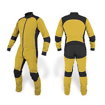 Freefly laskuvarjohyppy puku keltainen se-03