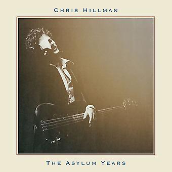 Hillman*Chris - Asylum Years [CD] USA import